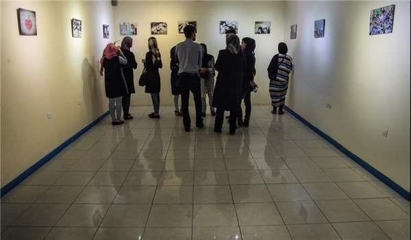 نیما رعد پارسا - نمایشگاه کودکان افغان
